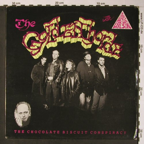 Golden Horde: Chocolate Biscuit Conspiracy, ID REC.(NOSE 7), F, m-/VG+, 1985 - LP - X5934 - 9,00 Euro