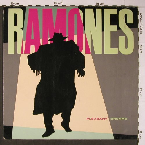 Ramones: Pleasant Dream, m-/vg+, Sire(203 891-320), D, 1981 - LP - X6139 - 15,00 Euro
