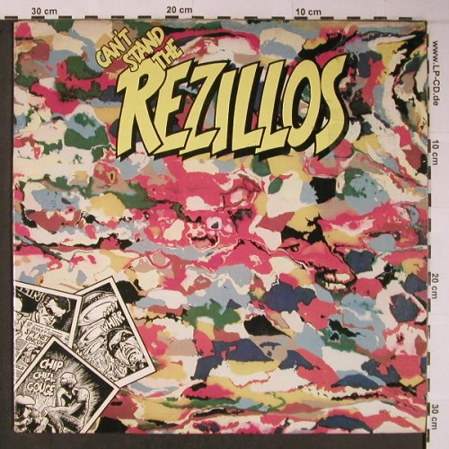 Rezillos: Can't Stand The Rezillos, vg+/m-, Sire(K 56530), UK, 1978 - LP - X6147 - 20,00 Euro