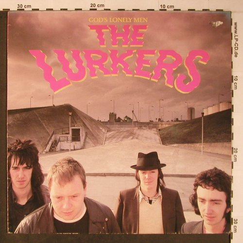 Lurkers: God's Lonely Men, m-/vg+, BBQ(INT 146.501), D, 1979 - LP - X6154 - 20,00 Euro