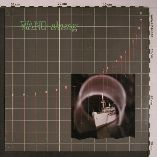 Wang Chung: Points On The Curve, Geffen(25589), NL, 1983 - LP - X6203 - 5,00 Euro