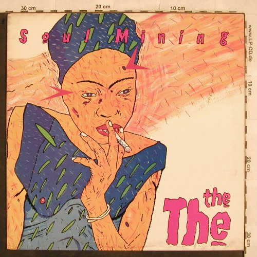 The The: Soul Mining, Epic(EPC 25525), UK, 1983 - LP - X668 - 5,50 Euro
