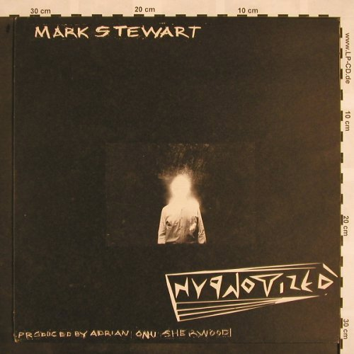 Stewart,Mark: Hypnotized Dreamers, vg+/vg+, Mute(12mute37), UK, 1985 - 12inch - X812 - 7,50 Euro