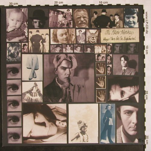 Blow Monkeys: Whoops!There Goes The Neighburhood, RCA(PL 71858), D, 1988 - LP - X868 - 4,00 Euro
