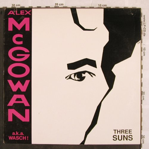 Mc Gowan,Alex a.k.a. Wasch!: Three Suns, Pinpoint(EFA 08577), D, 1990 - LP - X86 - 4,00 Euro
