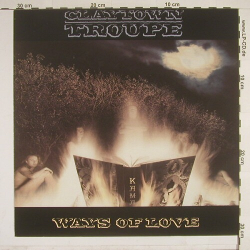 Claytown Troupe: Ways Of Love+2, ISL.(12 IS 464), UK, 90 - 12inch - A3149 - 4,00 Euro