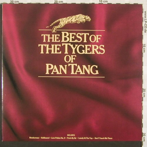 Tygers Of Pan Tang: The Best Of, MCA(205 898-320), D, 83 - LP - A7205 - 7,50 Euro