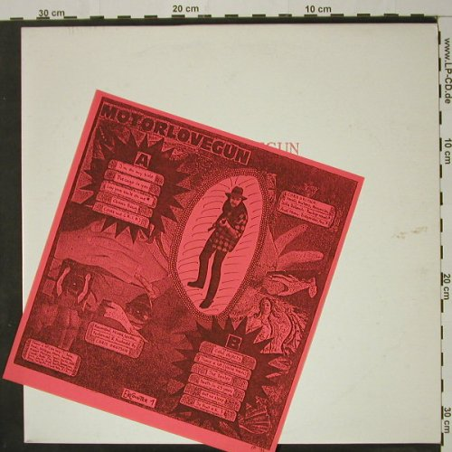 Motorlovegun: Surreal Penetration + insert, Encounter(1), D, 95 - LP - B1833 - 6,00 Euro