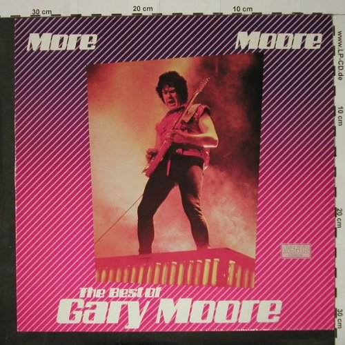 Moore,Gary: More Moore-Best Of, Avenue Rec.(6.26227 AO), D, 1985 - LP - C8445 - 5,00 Euro