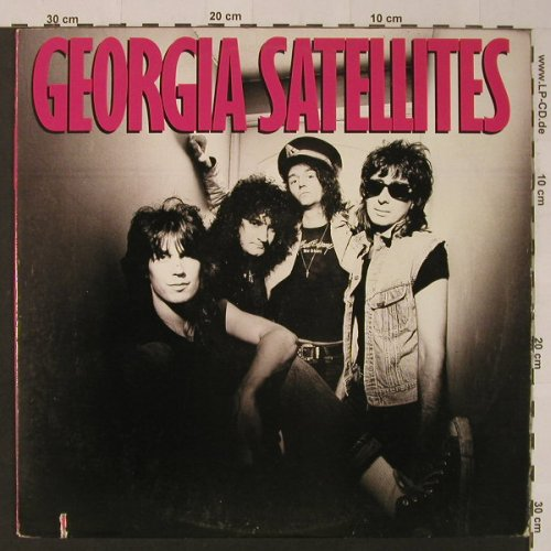Georgia Satellites: Same, co, Elektra(9 60496-1), US, 1986 - LP - F4100 - 5,00 Euro