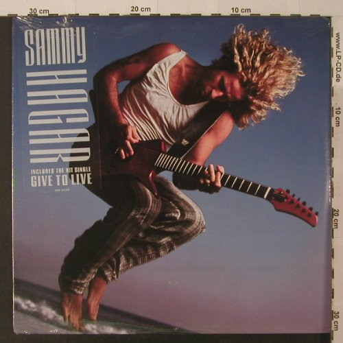 Hagar,Sammy: Same, FS-New, co, Geffen(GHS 24144), US, 1987 - LP - F5253 - 5,00 Euro