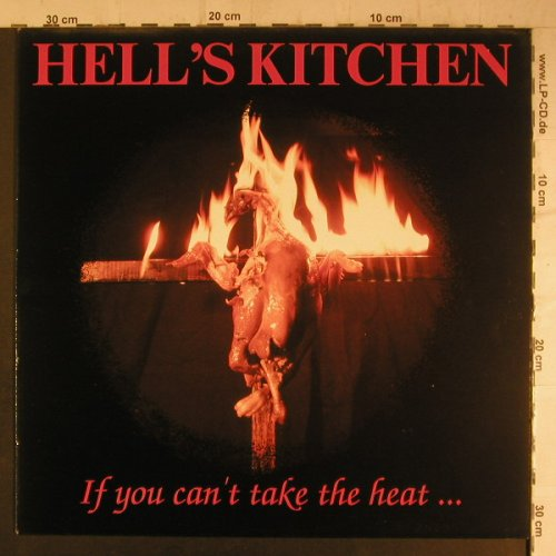 Hell's Kitchen: If You Can't Take The Heat.., Weird System(WS 036/06586 08), D, 1989 - LP - F6951 - 6,00 Euro