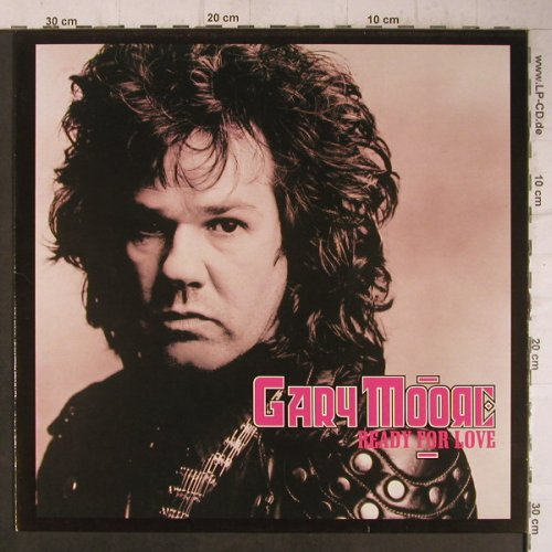 Moore,Gary: Ready For Love+2, Virgin(612 081-213), D, 1989 - 12inch - F7602 - 5,00 Euro