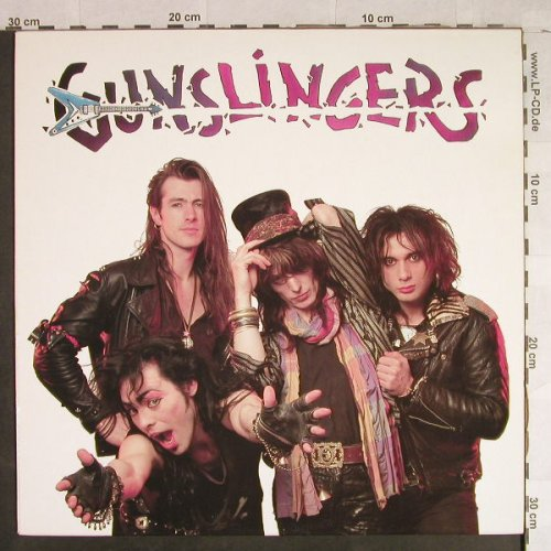 Gunslingers: For My Mom, Devil Dance(DDR 003), D,  - LP - H1388 - 6,00 Euro