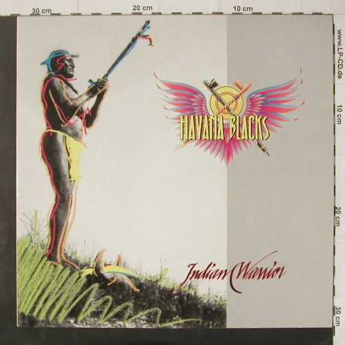 Havanna Blacks: Indian Warrior, +Facts, Parlophone(79 0567 1), NL, 1988 - LP - H8921 - 4,00 Euro