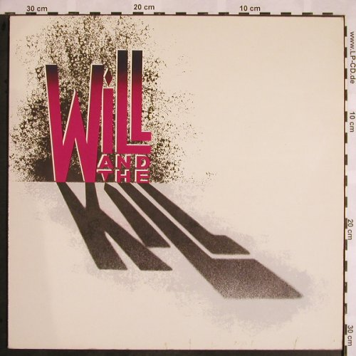 Will and The Kill: Same, MCA(255 367-1), D, 1988 - LP - X1035 - 6,00 Euro