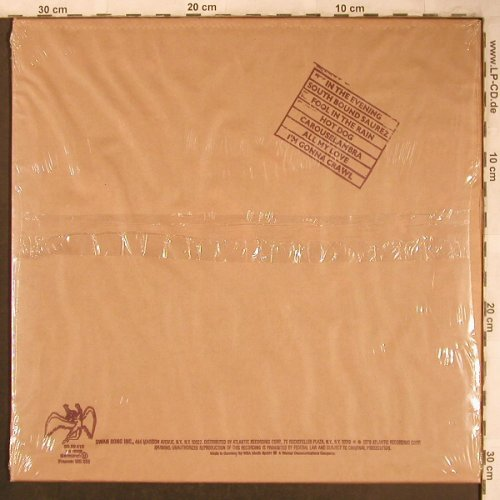 Led Zeppelin: In Through The Out Door, FS-New, SwanSong(SS 59 410), D, Cover ?, 1979 - LP - X4620 - 50,00 Euro