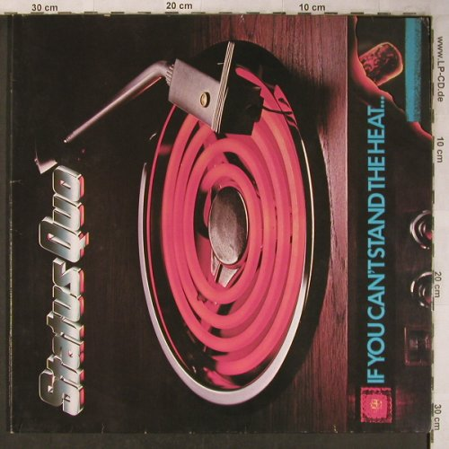Status Quo: If You Can't Stand The Heat.., Foc, Vertigo(6360 164), D, 1978 - LPgx - X5156 - 7,50 Euro