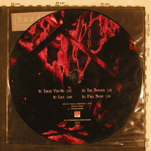 "Godhead: There You Go/the Answer+2, Marlboro Music(), Picture 12, 1995 - P12"" - X522 - 5,00 Euro"