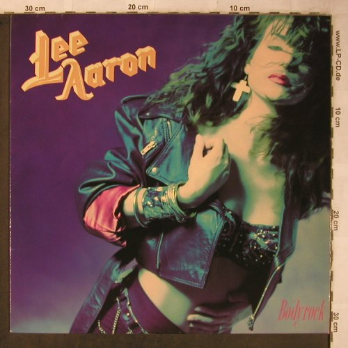 Aaron,Lee: Body Rock, Attic(841 387-1), D, 1989 - LP - X5566 - 7,50 Euro