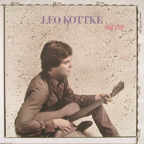 Kottke,Leo: Time Step, Chrys.(205 464-320), D, 83 - LP - A7156 - 5,00 Euro