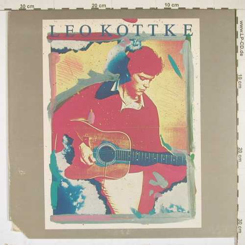 Kottke,Leo: Same, Co, Chrys.(CHR 1106), US, 76 - LP - B2750 - 6,00 Euro