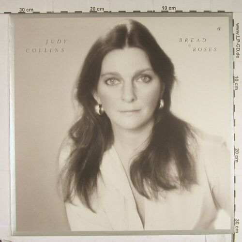 Collins,Judy: Bread & Roses, Co, Elektra(7E-1076), US, 76 - LP - B680 - 6,00 Euro