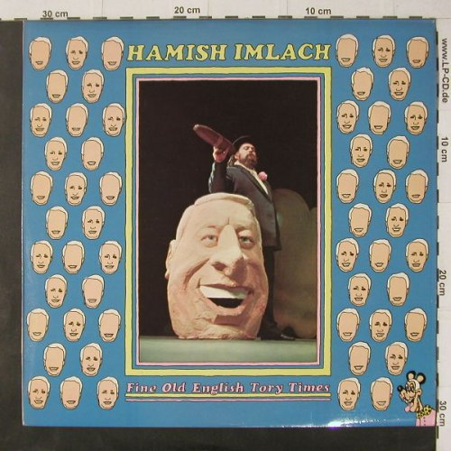 Imlach,Hamish: Fine Old English Tory Times, Xtra(1128), UK, 1972 - LP - C5475 - 14,00 Euro