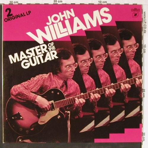 Williams,John: Master Of The Guitar,Foc, Ri, Intercord(INT 156.304), D,  - 2LP - E3529 - 7,50 Euro