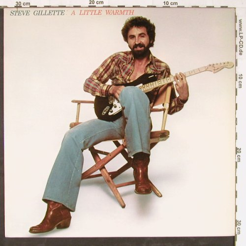 Gillette,Steve: A Little Warmth,co, Regency Rec.(REG 79002), US, 1979 - LP - E3556 - 5,00 Euro
