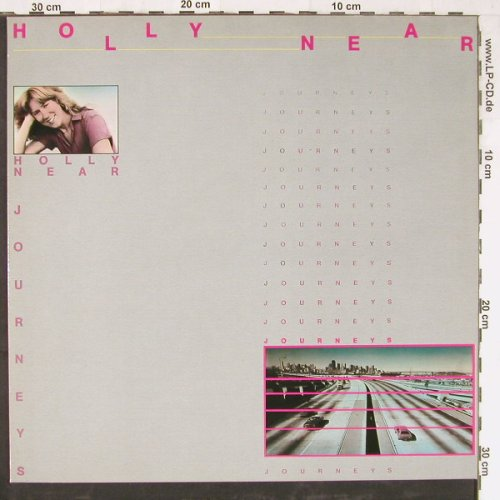 Near,Holly: Journeys, Pläne(88361), D, 1984 - LP - E8092 - 3,00 Euro