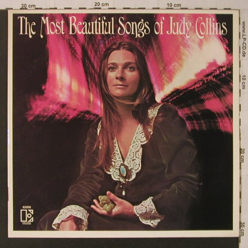 Collins,Judy: The Most Beautiful Songs Of, Exulta(62 006), D,  - 2LP - F5708 - 12,50 Euro