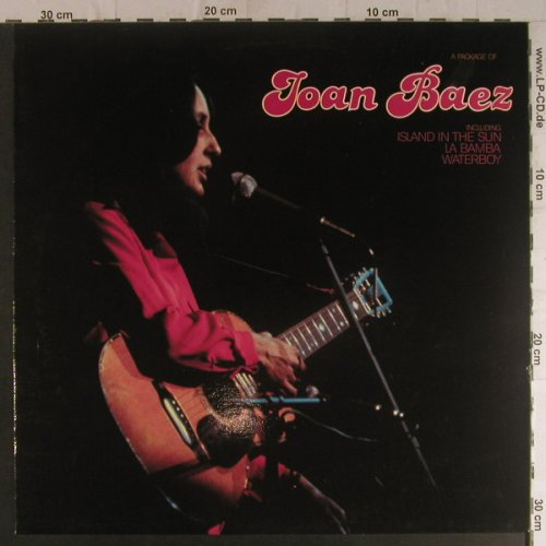 Baez,Joan: A Package Of, Bear Family(BF 15012), D,  - LP - F5944 - 5,00 Euro
