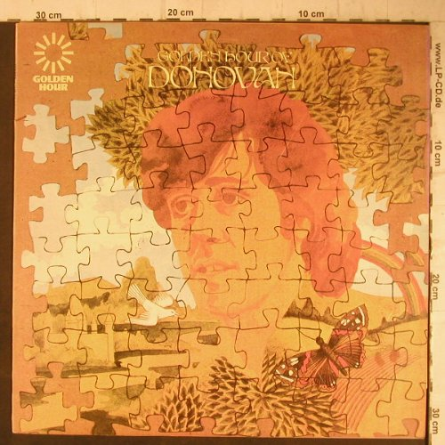 Donovan: Golden Hour Of, PYE(GH 506), UK, Ri,  - LP - F7573 - 5,00 Euro