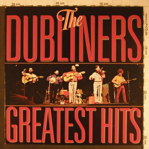 Dubliners: Greatest Hits, Neon(9033), B,  - LP - F7927 - 5,00 Euro