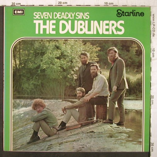 Dubliners: Seven Deadly Sins, EMI/Starline(SRS 5101), UK, 1968 - LP - F9127 - 5,00 Euro