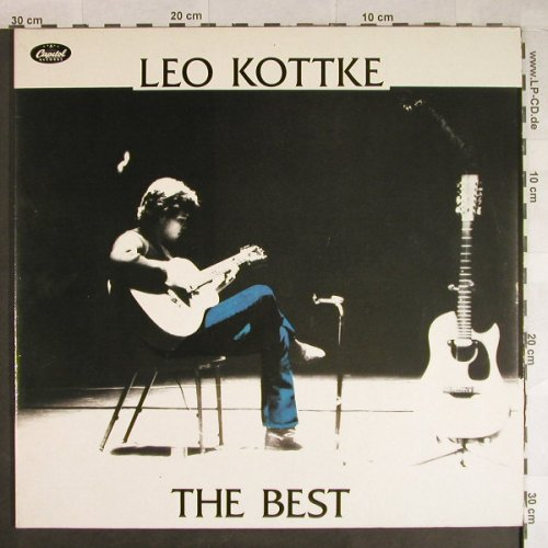 Kottke,Leo: The Best, Foc, Capitol(134 EVC 85061/6), D,  - 2LP - H531 - 5,00 Euro