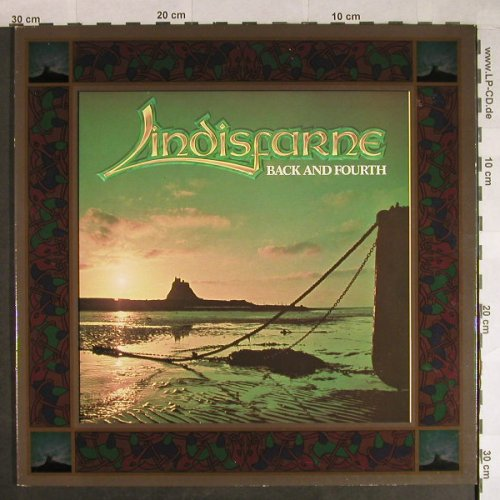 Lindisfarne: Back And Fourth, Foc, Mercury(6310 031), D, 1978 - LP - H533 - 6,00 Euro