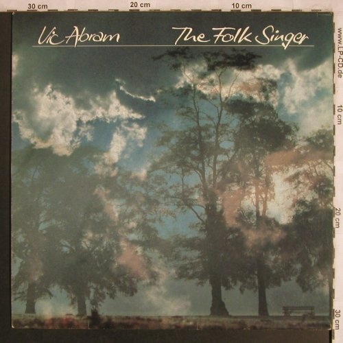 Abram,Vic: The Folk Singer, Columbia(064-46302), D, 1980 - LP - X4214 - 6,00 Euro