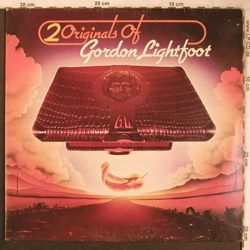 Lightfoot,Gordon: Don Quixote/Summer Side of Life,Foc, Reprise,wh.Muster(WB 64 022-O), D, 1974 - 2LP - X4588 - 12,50 Euro
