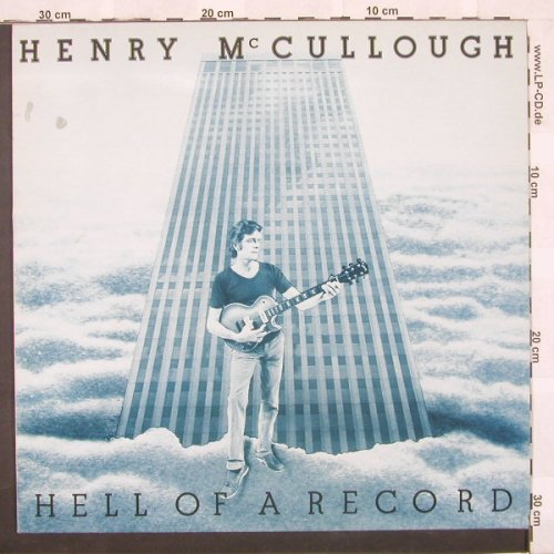 Mc Culloch,Henry: Hell Of A Record, Line(6.25886 AP), D, 84 - LP - A4945 - 5,50 Euro