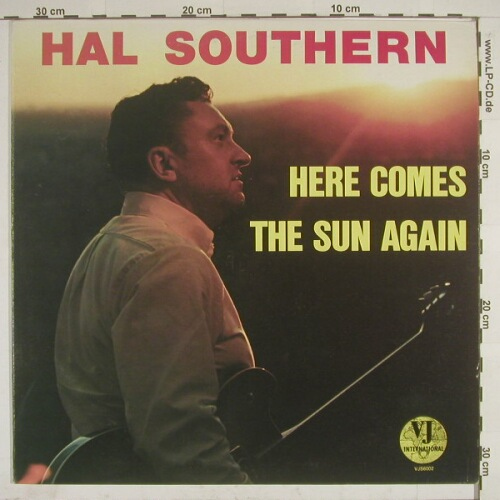 Southern,Hal: Here Comes The Sun Again, VJ Int.(VJS-6002), US, 77 - LP - A7567 - 9,00 Euro
