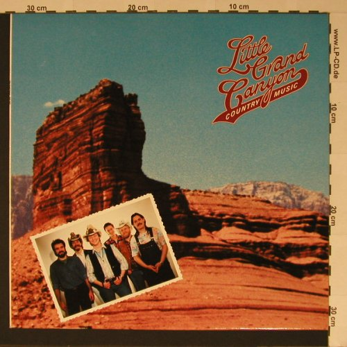 Little Grand Canyon: Country Music, FMS(1003), D, 86 - LP - B5830 - 6,00 Euro
