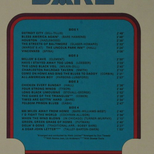 Bare,Bobby: This Is..,Foc, RCA(26.28046), D, 73 - 2LP - B6123 - 7,50 Euro