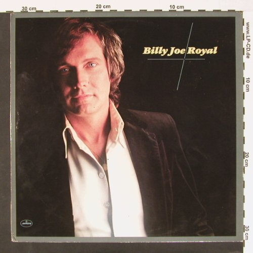 Royal,Billy Joe: Same, Merc.(9110 165), D, 80 - LP - C487 - 5,00 Euro