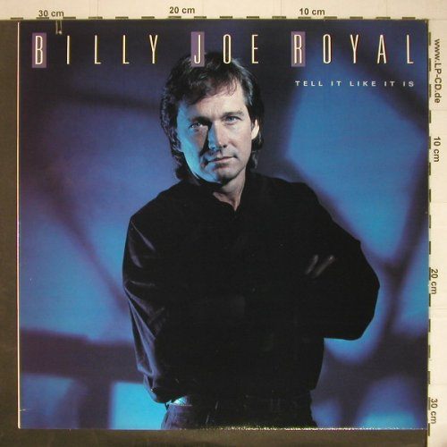 Royal,Billy Joe: Tel It Like It Is, Atlantic(), US, co, 1989 - LP - C5727 - 4,00 Euro