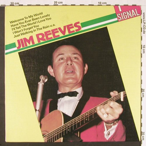 Reeves,Jim: Same, Signal(121 300.8), D, Ri, 1982 - LP - C9965 - 5,00 Euro