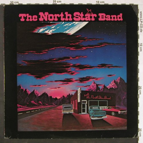 North Star Band: Tonight The, co, Adelphi Rec.(AD 2014), US, 1979 - LP - E1001 - 5,00 Euro