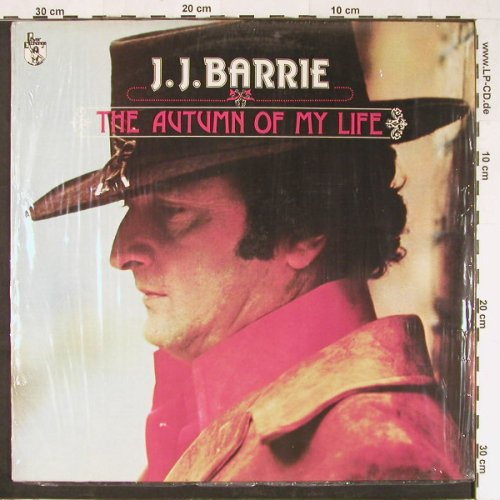 Barrie,J.J.: The Autumn Of My Life, FS-New, Power Exchange(062MFP97602), D,  - LP - E1354 - 7,50 Euro