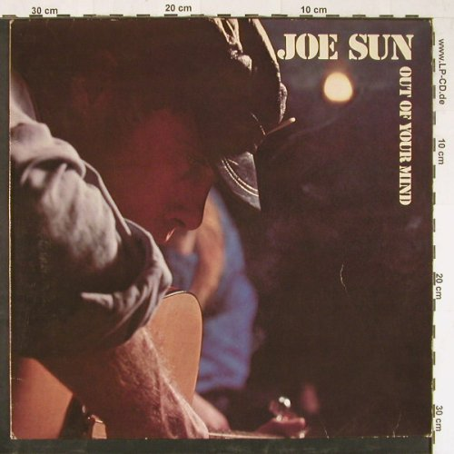 Sun,Joe: Out Of Your Mind, Ovation(INT 146.212), D, 1979 - LP - E1786 - 4,00 Euro